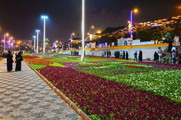 المملكة تتصدر مجموعة العشرين لمؤشر أمان السكان أثناء السير ليلا بمناطق سكنهم