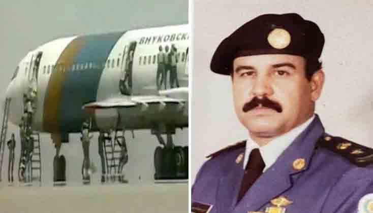 وفاة اللواء علي الرحيلي.. وهذه قصة تحريره الطائرة الروسية عام 2001 وإنقاذ حياة 161 راكبًا
