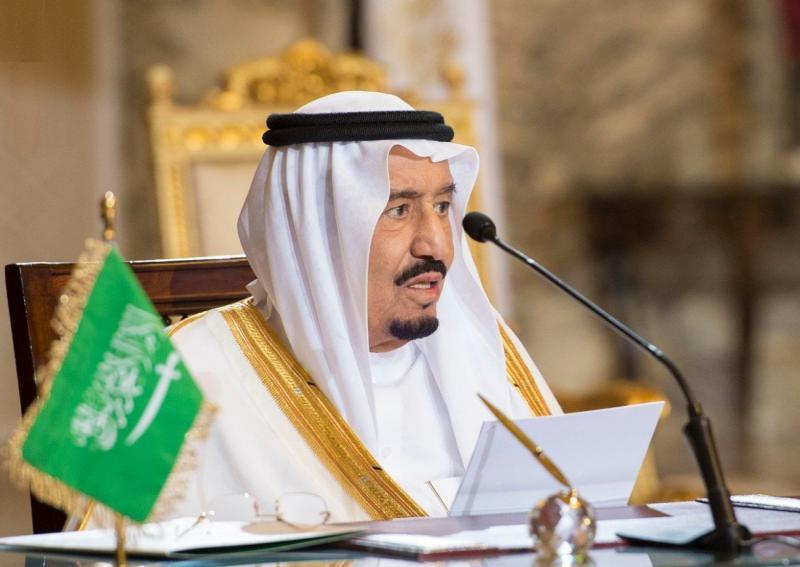 الملك سلمان: أولوية «مجموعة العشرين» القصوى والآنية هي مكافحة الجائحة وتبعاتها
