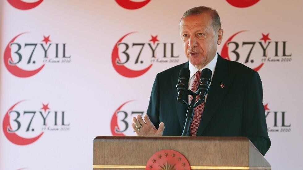 """أردوغان يدعو مواطنيه لإخراج قرشهم الأبيض """"من تحت الوسائد"""""""