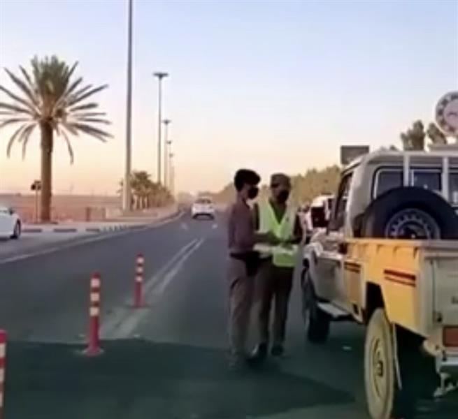 """بالفيديو """"الداخلية"""": عدم ارتداء الكمامة في السيارة مخالفة في هذه الحالة"""