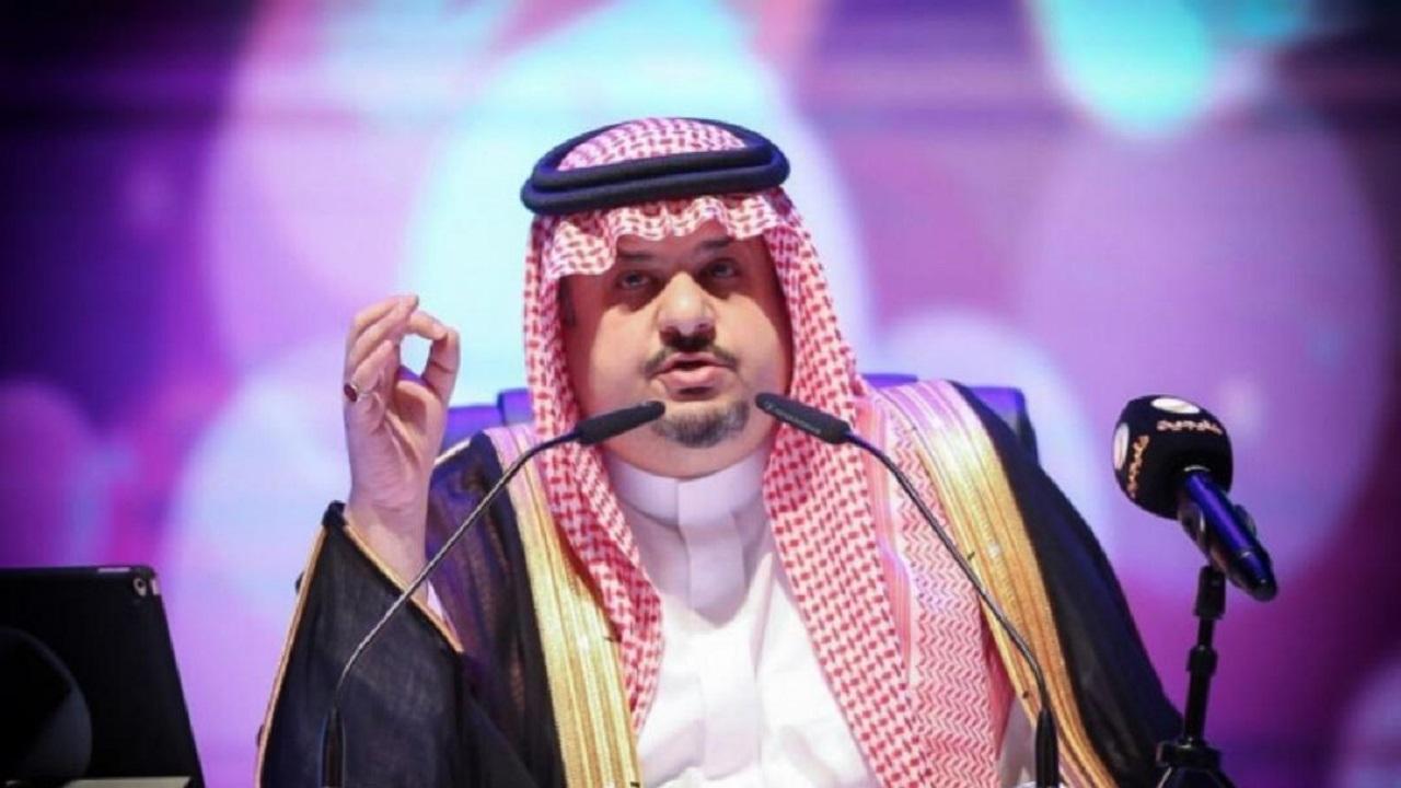 عبد الرحمن بن مساعد يلقن ياسر أبو هلالة درسا قاسيا