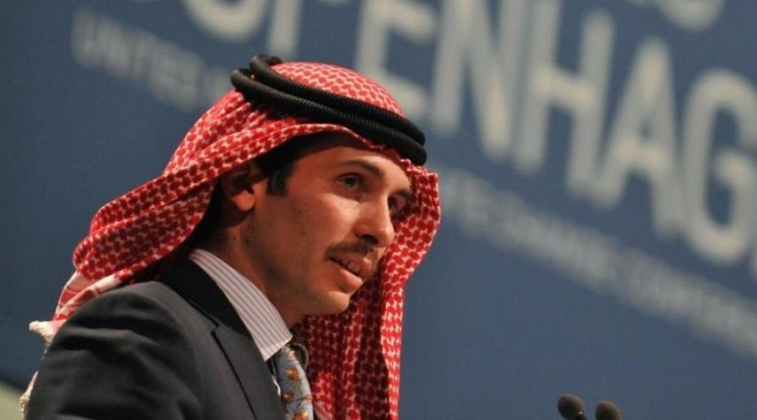 النائب العام الأردني يحظر النشر في قضية الأمير حمزة بن الحسين