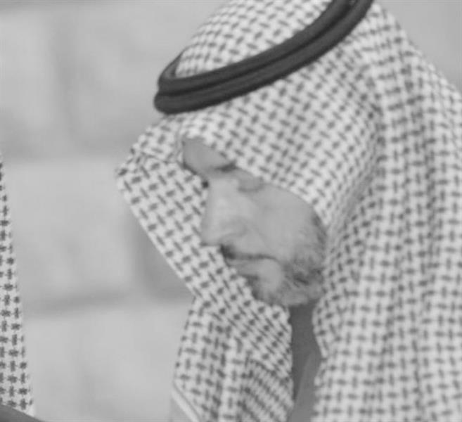 وفاة شقيق مدير مكتب ولي العهد