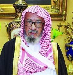وفـاة المستشار في الديوان الملكي الشيخ ناصر الشثري