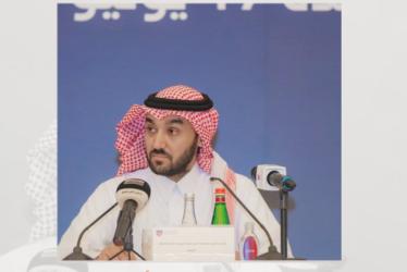 """الشباب يهنئ """"الفيصل"""" بعد تزكيته رئيساً للاتحاد العربي لكرة القدم"""