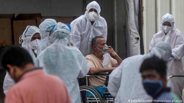أكثر من 45 ألف إصابة بالفطر الأسود في صفوف مرضى كورونا في الهند
