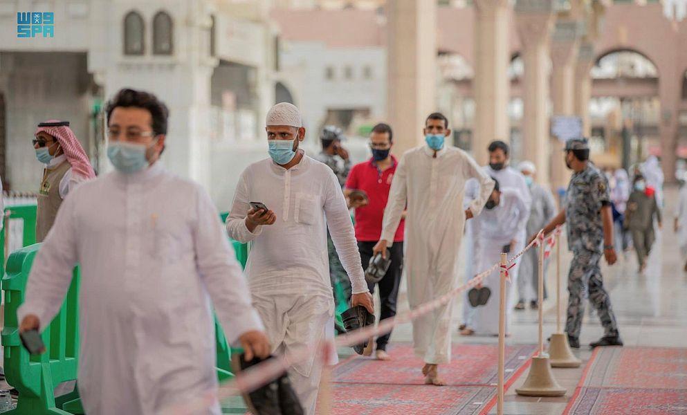 وكالة شؤون المسجد النبوي تكثف جاهزيتها واستعداداتها مع قُرب موسم الحج لعام 1442هـ
