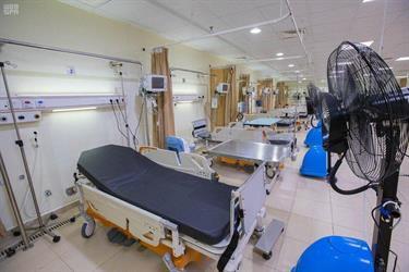 """""""الصحة"""": تجهيز 3 مستشفيات و6 مراكز صحية بالمشاعر المقدسة"""