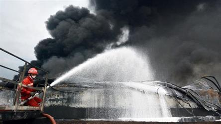 41 قـتيلا في حريق داخل سجن بإندونيسيا.. والشرطة تحقق